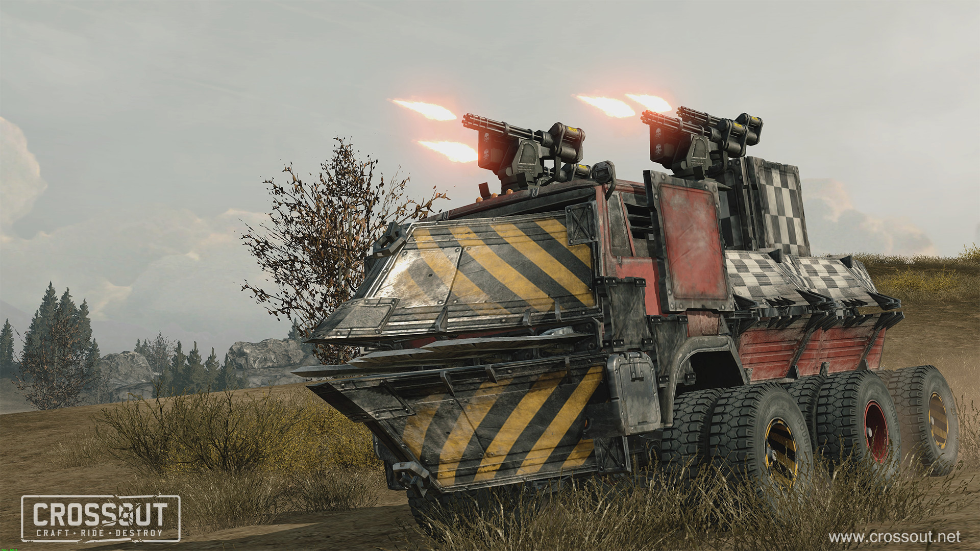 First Week Of Battle Test Is Over News Crossout