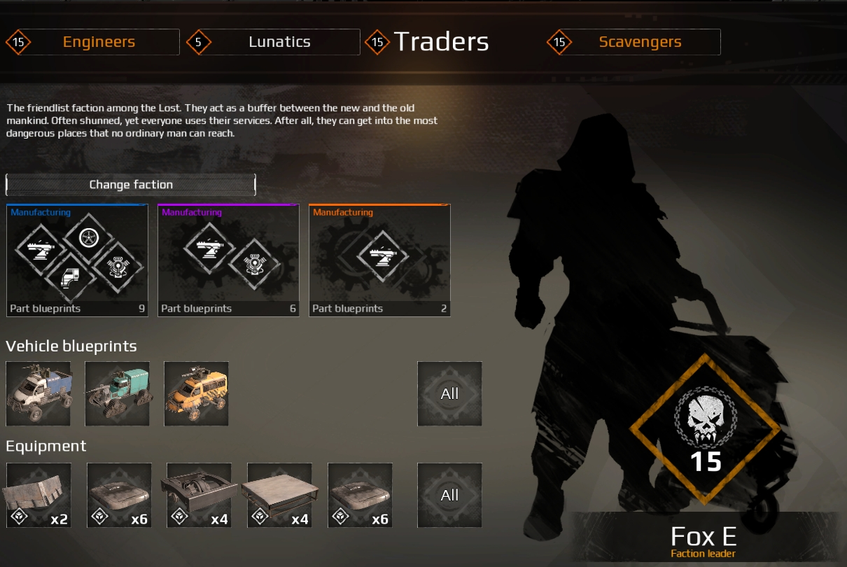 Factions Part Ii With Developer S Answers News