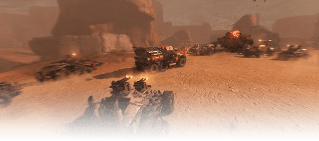 About - Game - Crossout