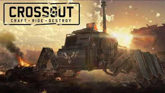 crossout apk