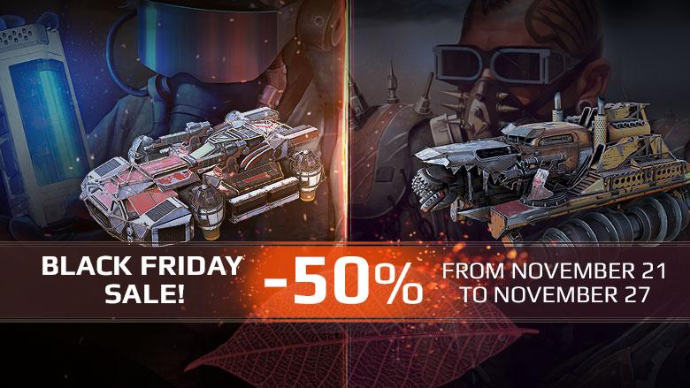 [News] [PC] Black Friday Sale! SALEENG