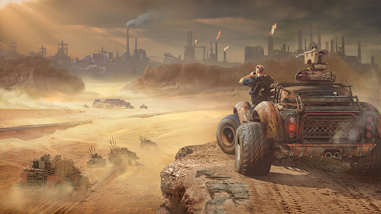 Xbox] Crossout 1 50  Adventure - News - Crossout