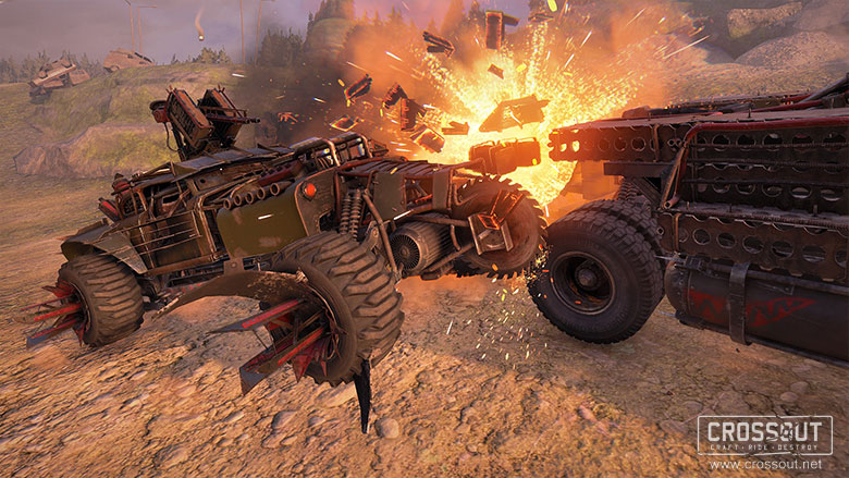 News] Happy anniversary, Crossout! OBT biennium: results and