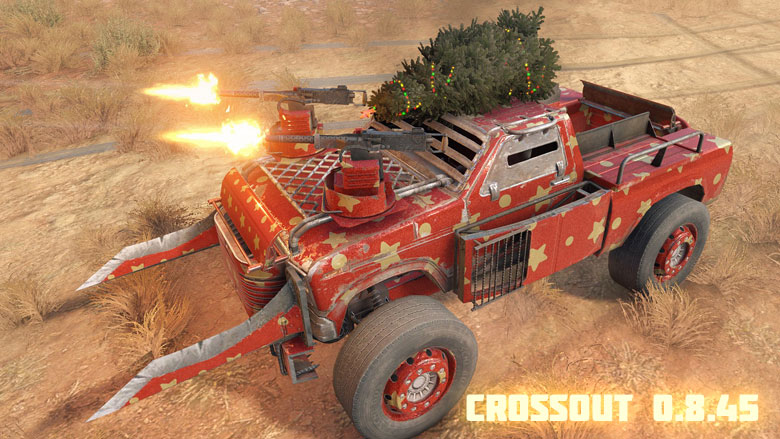 PC] CROSSOUT 0 8 45 - Crossout - Gamekit - MMO games