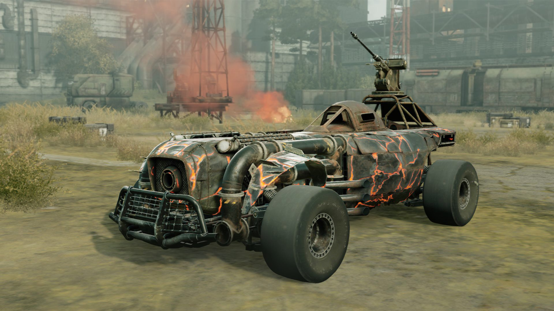 Get early access on PlayStation today! - News - Crossout