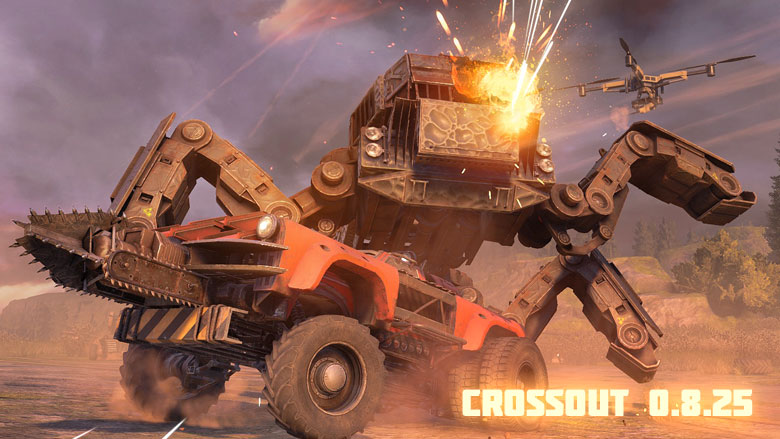 crossout for pc
